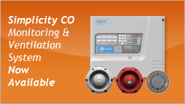 Simplicity CO Monitoring & Ventilation System Now Available