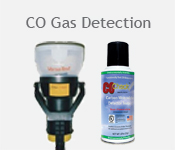 CO Gas Detection