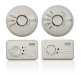 Zeta Domestic Smoke & Domestic Gas Alarms