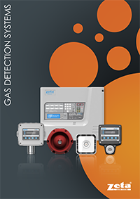 2016 Gas Detection Brochure Front Cover