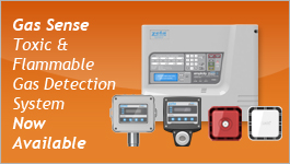 Gas Sense Gas Detection System Now Available