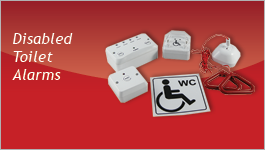 Disabled Toilet Alarms