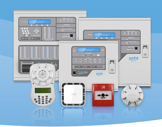 MKII Soft & Hard Addressable Fire Alarm System